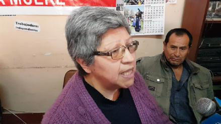 Partido Comunista Peruano respalda a obrero detenido durante marcha en Huancayo