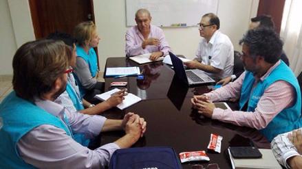 Salud y Unicef fortalecen atención integral de niños en Lambayeque