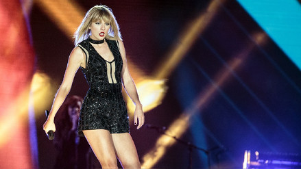 YouTube | escucha el primer single de 'Reputation', nuevo disco de Taylor Swift