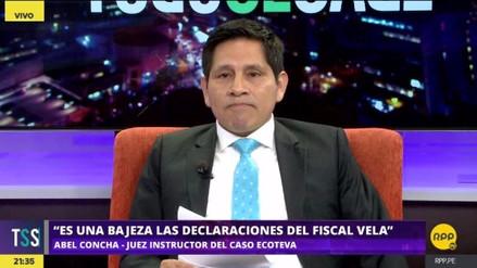 Abel Concha: