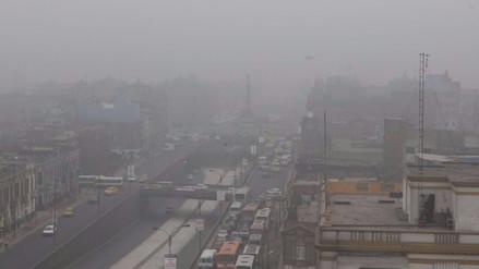 Lima registró su temperatura más baja en lo que va del año