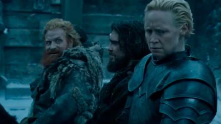 YouTube | Game of Thrones: Brienne de Tarth y Tormund, la otra pareja esperada de la serie