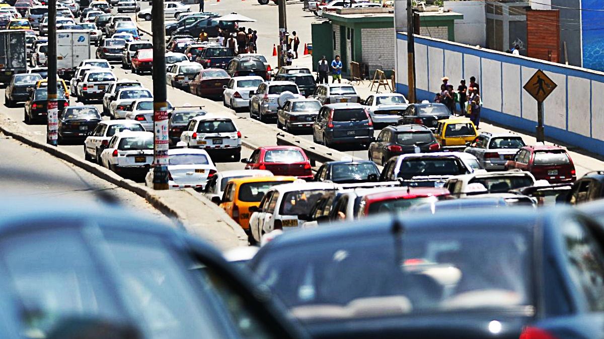 El Gobierno quiere que la Autoridad del Transporte resuelva el tráfico en Lima y Callao