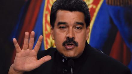 Estados Unidos anunció sanciones financieras contra Venezuela