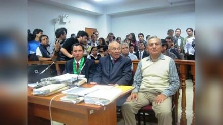 Trujillo: Elidio no irá a lectura de sentencia por 'Escuadrón de la Muerte'