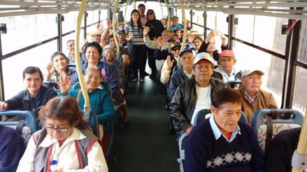 Beneficencia Pública celebra el Día del Adulto Mayor