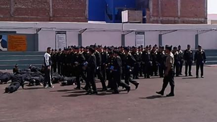 Trujillo: joven se inyecta sustancia en la cabeza para ingresar a escuela PNP
