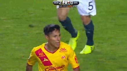 ¡Llega en racha a la Selección! Raúl Ruidíaz anotó un gol en triunfo del Morelia