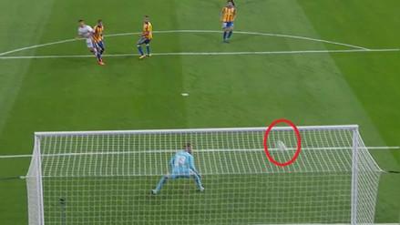 Marco Asensio anotó un golazo que dejó parado al portero de Valencia