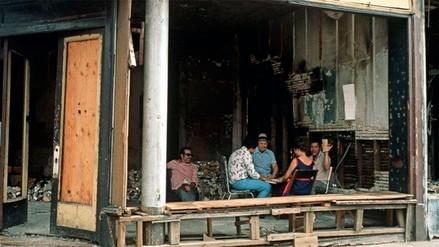 Fotos | El Nueva York de los setentas: delincuencia y suciedad
