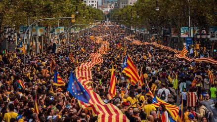 Cataluña presentó su plan para desconectarse de España