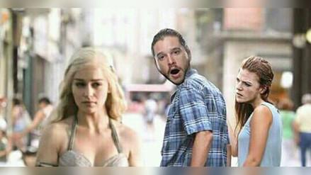 Fotos   Game of Thrones y la lluvia de memes que dejó el 7x07