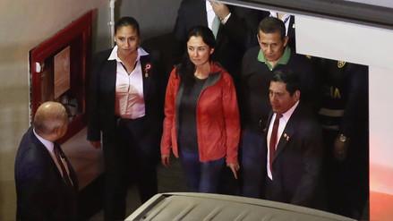 Presentaron un habeas corpus para excarcelar a Ollanta Humala y Nadine Heredia