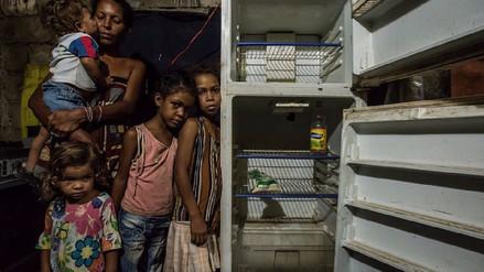 Estudio | El 54% de los niños en Venezuela padecen de desnutrición