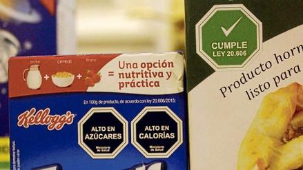 Las advertencias del Minsa en etiquetas de alimentos