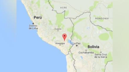 Sismo de 4.7 grados de magnitud se registró en Puno