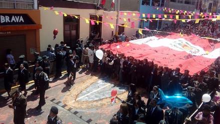 Tacna recuerda 88 años de reincorporación al Perú