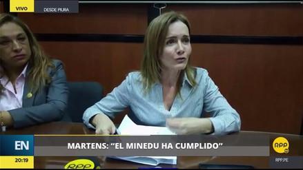 Marilú Martens: