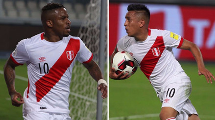 Jefferson Farfán le arrebató la '10' a Christian Cueva en la Selección Peruana