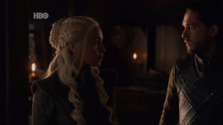 Game Of Thrones | Actores hablan de la unión entre Jon y Daenerys