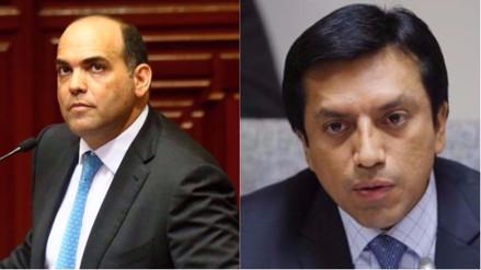 Fernando Zavala criticó a la bancada de Peruanos por el Kambio