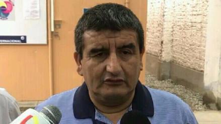 Gobernador regional afirma que se aplicará ley a docentes en huelga