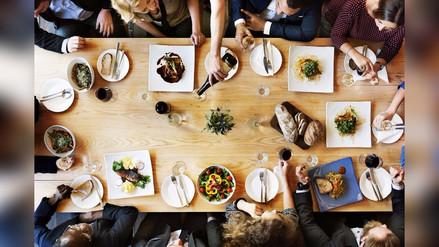 Errores que se cometen en los almuerzos de negocios