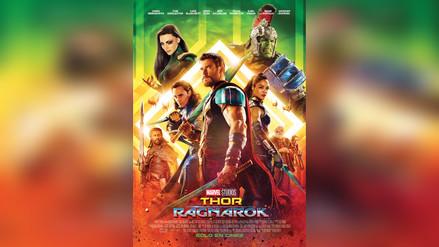 Thor adelanta fecha de estreno y suma un nuevo póster