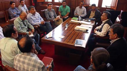 Municipalidad de Chiclayo y Colegio de Ingenieros conformarán veeduría técnica