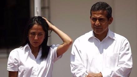 Declaran inadmisible habeas corpus a favor de Ollanta Humala y Nadine Heredia
