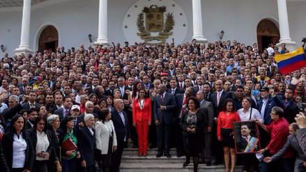 La Constituyente inició un juicio contra los opositores por traición a la patria
