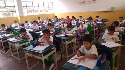 El 96% de profesores retomaron el dictado de clases en Piura
