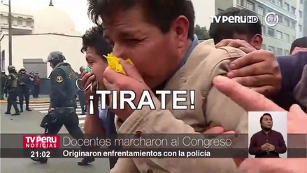 "Pedro Castillo aseguró que no le dijeron ""tírate"", sino que se retire"