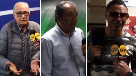 Los pronósticos de las figuras del Grupo RPP para el Perú vs. Bolivia