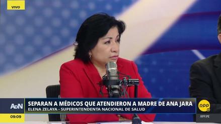 """Susalud: """"Se han vulnerado varios derechos de la madre de Ana Jara"""""""