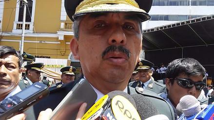 Jefe policial de Piura respalda propuesta de un pasajero por motocicleta