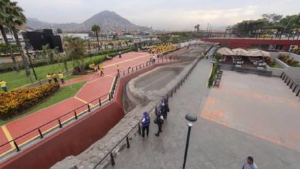 El Perú-Bolivia se podrá ver gratis en el Parque de la Muralla