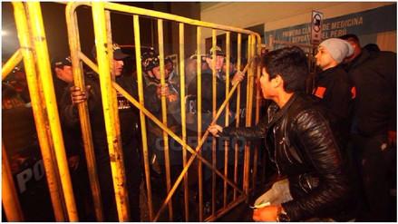 Disturbios en el festival 'Chim Pum Callao' dejan al menos 25 heridos