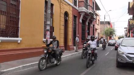 Motociclistas rechazan propuesta del Ministerio del Interior