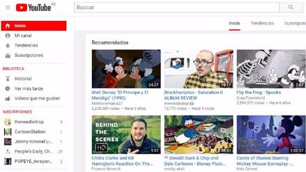 YouTube cambió de logo (y apariencia) doce años después
