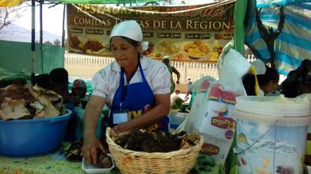 Festival de la Pachamanca en Pillco Marca