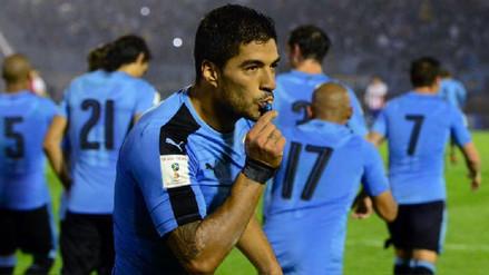 El médico de Uruguay no descarta que Luis Suárez juegue ante Argentina