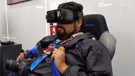 Samsung inaugura nueva tienda de experiencia