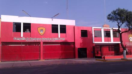 Trujillo: más de medio millón de soles necesita la Compañía de Bomberos