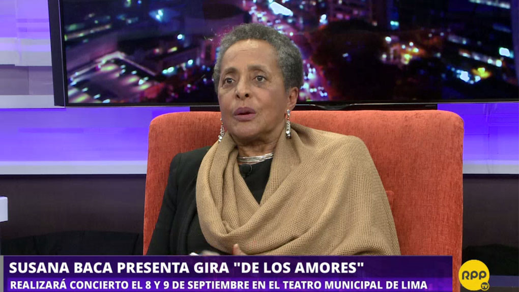 Susana Baca: