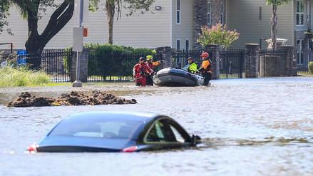 Al menos 33 muertos por la tormenta Harvey en Texas