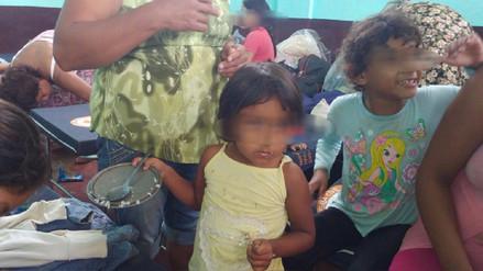 Más de 35 mil niños sufren de anemia en Lambayeque