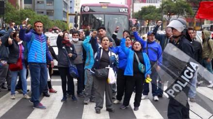 Procuraduría del Mininter pedirá ocho años de cárcel para maestros detenidos