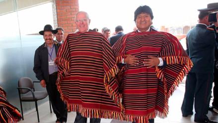Evo Morales planteará a PPK que exportaciones bolivianas pasen por Perú