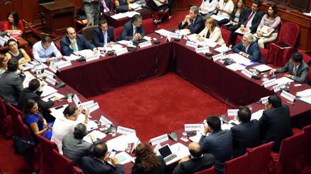 Próxima semana Congreso inicia debate de proyectos para impulsar PBI